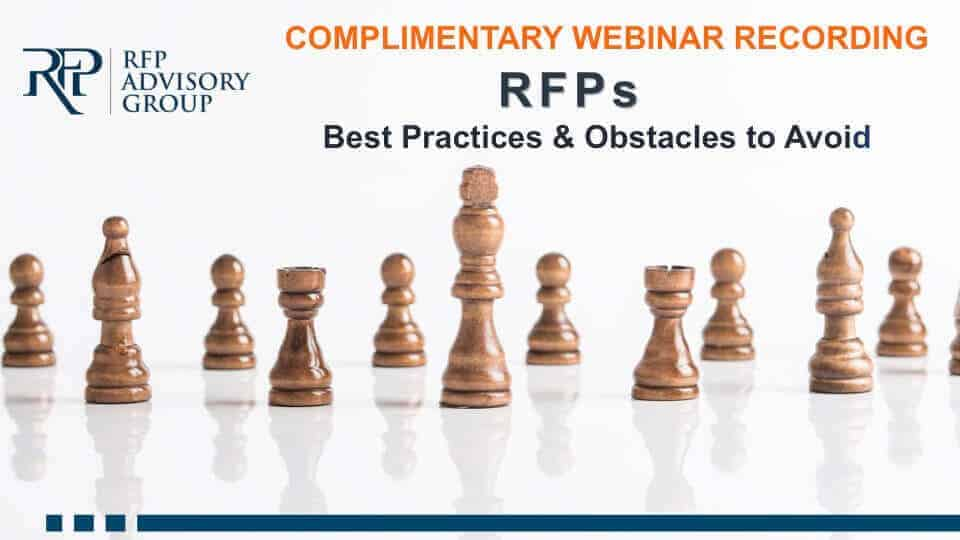 RFP's Best Practices & Obstacles to Avoid